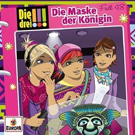 Die drei !!! 48: Die Maske der Königin
