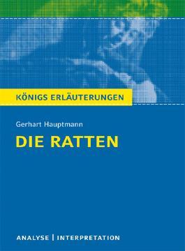 Die Ratten von Gerhart Hauptmann