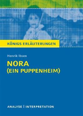 Nora (Ein Puppenheim) von Henrik Ibsen