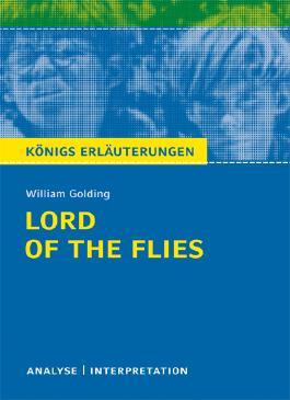 Lord of the Flies (Herr der Fliegen) von William Golding