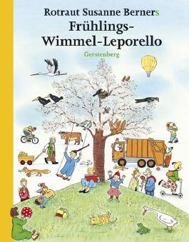 Frühlings-Wimmel-Leporello