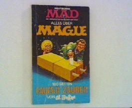 Das grosse Mad-Buch der Magie: 160 Seiten fauler Zauber