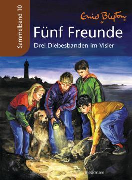 Fünf Freunde - Drei Diebesbanden im Visier