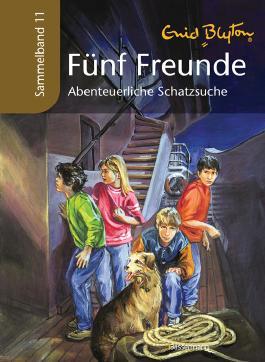 Fünf Freunde - Abenteuerliche Schatzsuche
