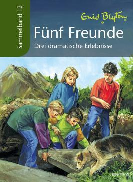 Fünf Freunde - Drei dramatische Erlebnisse