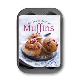 Muffins-Set: Die besten Rezepte
