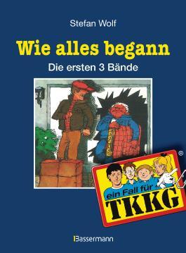 TKKG - Wie alles begann