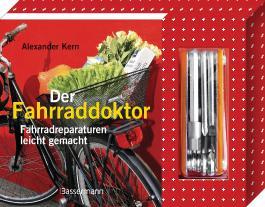 Der Fahrraddoktor-Set - Mit 8-teiligem Multitool