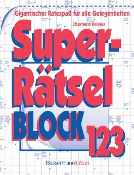 Superrätselblock 123