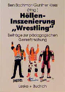 Höllen-Inszenierung 'Wrestling'