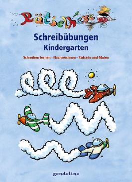 Schreibübungen Kindergarten