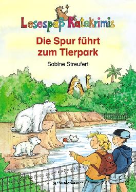 Die Spur führt zum Tierpark
