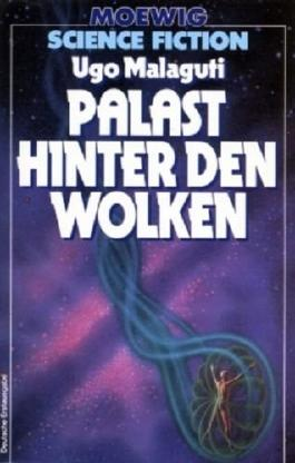 Palast hinter den Wolken. Science Fiction Roman.