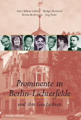 Prominente in Berlin-Lichterfelde
