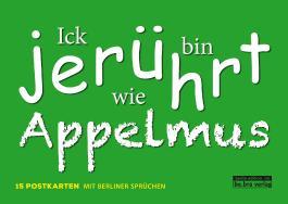 Berliner Sprüche, Postkartenbuch