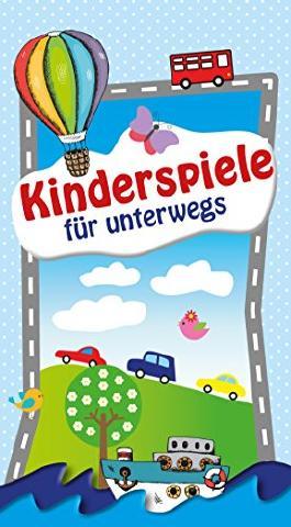 Kinderspiele für unterwegs: Spaß und Spielideen für die Reise
