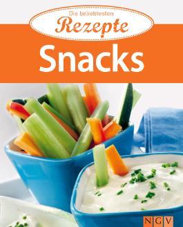 Snacks: Die beliebtesten Rezepte