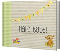 Hallo Baby! Babyalbum (neutral)