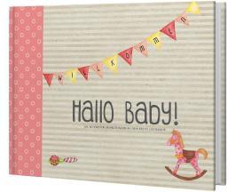 Hallo Baby! Babyalbum (Mädchen)