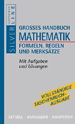Handbuch Mathematik (Compact SilverLine)
