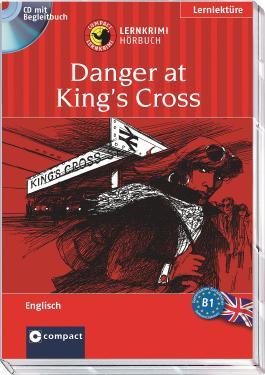 Lernkrimi Englisch: Das Mädchen von King's Cross