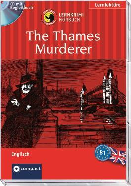 Lernkrimi Englisch: Der Themse-Mörder