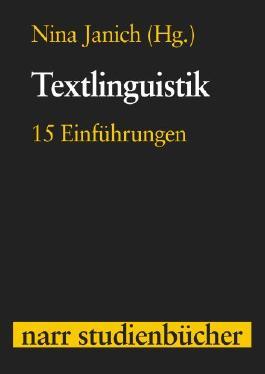 Textlinguistik: 15 Einführungen