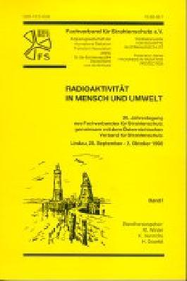 Radioaktivität in Mensch und Umwelt