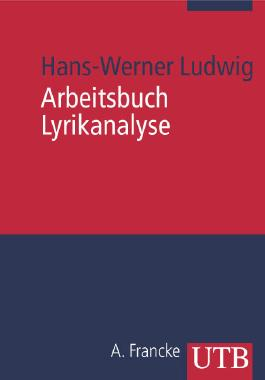 Arbeitsbuch Lyrikanalyse