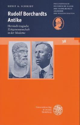 Rudolf Borchardts Antike