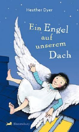 Ein Engel auf unserem Dach