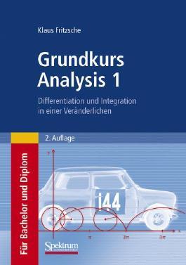 Grundkurs Analysis 1
