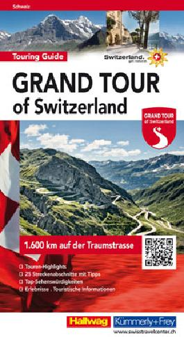 Grand Tour of Switzerland Touring Guide