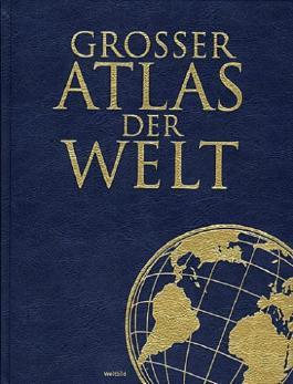 Großer Atlas der Welt