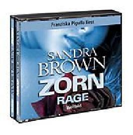 Hörbuch - Zorn - Rage - Sandra Brown