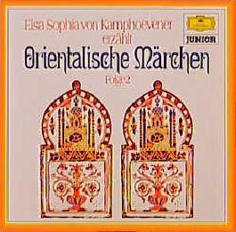 Orientalische Märchen - Folge 1: Der Gemahl der Nacht /Das Gebet des Kadi