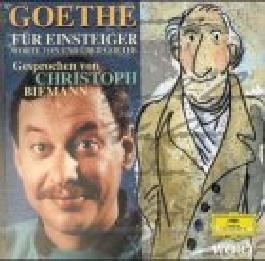 Goethe für Einsteiger, 1 CD-Audio