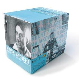 Kinski spricht Werke der Weltliteratur