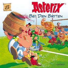 Asterix 8 - Asterix bei den Briten