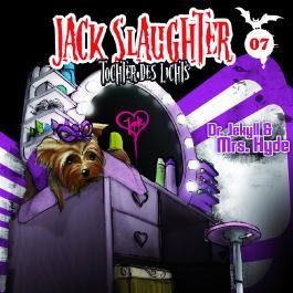 Jack Slaughter - Tochter des Lichts / Dr. Jekyll und Mrs. Hyde