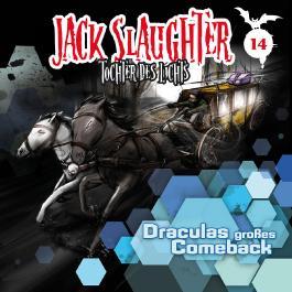 Jack Slaughter - Tochter des Lichts / Draculas großes Comeback