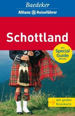 Baedeker Allianz Reiseführer Schottland