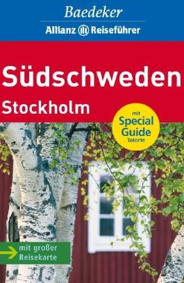 Baedeker Allianz Reiseführer Südschweden, Stockholm