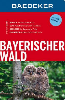 Baedeker Reiseführer Bayerischer Wald