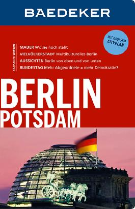 Baedeker Reiseführer Berlin, Potsdam