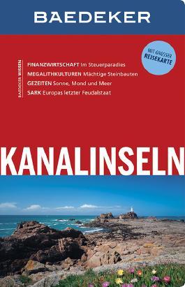 Baedeker Reiseführer Kanalinseln