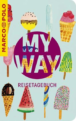 MARCO POLO My Way Reisetagebuch Eis