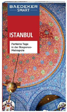 Baedeker SMART Reiseführer Istanbul