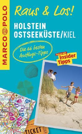 MARCO POLO Raus & Los! Holstein, Ostseeküste, Kiel