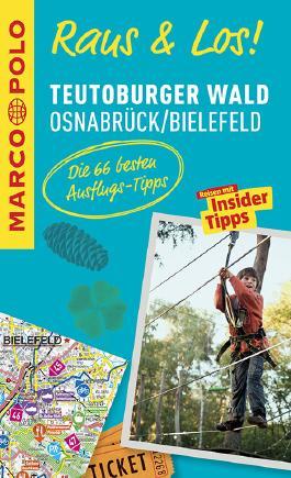 MARCO POLO Raus & Los! Teutoburger Wald, Osnabrück, Bielefeld